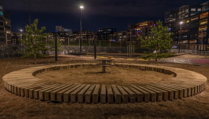 Hyväntoivoniemenpuisto Helsinki